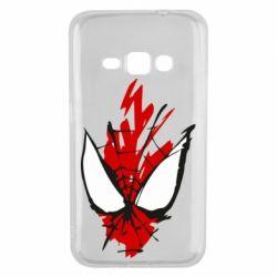 Чохол для Samsung J1 2016 Сareless art Spiderman