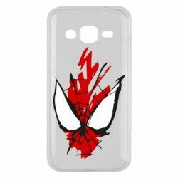 Чохол для Samsung J2 2015 Сareless art Spiderman