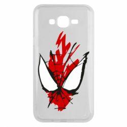 Чохол для Samsung J7 2015 Сareless art Spiderman