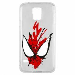 Чохол для Samsung S5 Сareless art Spiderman