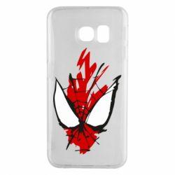 Чохол для Samsung S6 EDGE Сareless art Spiderman