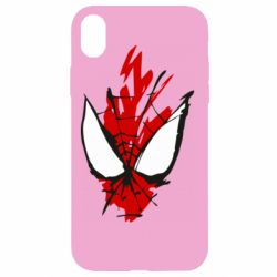 Чохол для iPhone XR Сareless art Spiderman