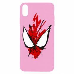 Чохол для iPhone Xs Max Сareless art Spiderman
