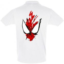 Футболка Поло Сareless art Spiderman