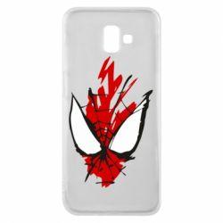 Чохол для Samsung J6 Plus 2018 Сareless art Spiderman
