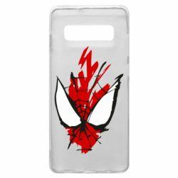 Чохол для Samsung S10+ Сareless art Spiderman