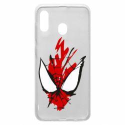 Чохол для Samsung A20 Сareless art Spiderman