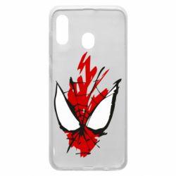 Чохол для Samsung A30 Сareless art Spiderman