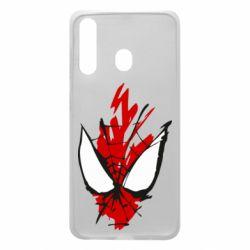 Чохол для Samsung A60 Сareless art Spiderman