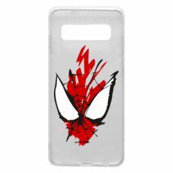 Чохол для Samsung S10 Сareless art Spiderman