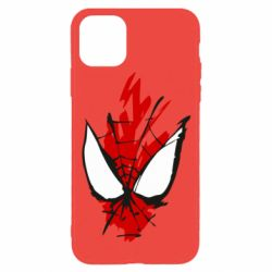 Чохол для iPhone 11 Pro Сareless art Spiderman