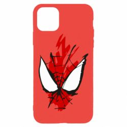 Чохол для iPhone 11 Pro Max Сareless art Spiderman