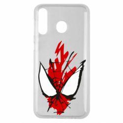 Чохол для Samsung M30 Сareless art Spiderman