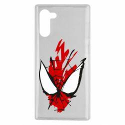 Чохол для Samsung Note 10 Сareless art Spiderman