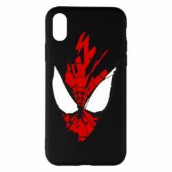 Чохол для iPhone X/Xs Сareless art Spiderman