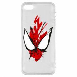 Чохол для iphone 5/5S/SE Сareless art Spiderman