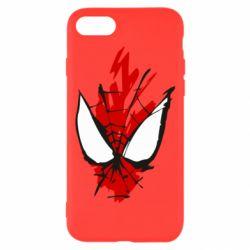 Чохол для iPhone 7 Сareless art Spiderman