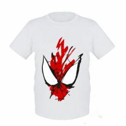 Дитяча футболка Сareless art Spiderman