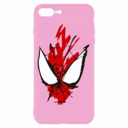 Чохол для iPhone 8 Plus Сareless art Spiderman