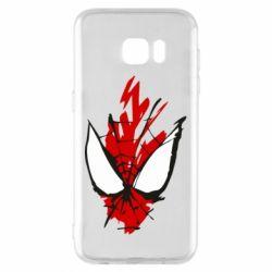 Чохол для Samsung S7 EDGE Сareless art Spiderman