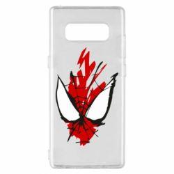 Чохол для Samsung Note 8 Сareless art Spiderman