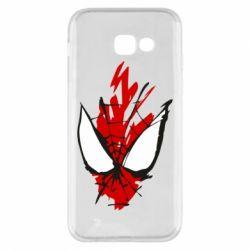 Чохол для Samsung A5 2017 Сareless art Spiderman