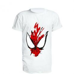 Подовжена футболка Сareless art Spiderman