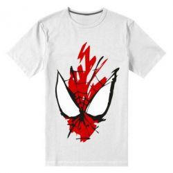 Чоловіча стрейчева футболка Сareless art Spiderman