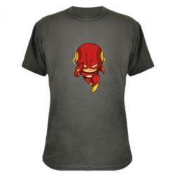 Камуфляжная футболка Сartoon Flash - FatLine