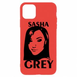 Чохол для iPhone 11 Sasha Grey