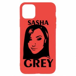 Чохол для iPhone 11 Pro Sasha Grey