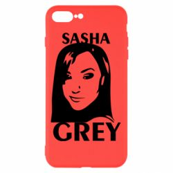 Чохол для iPhone 8 Plus Sasha Grey