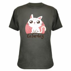Камуфляжна футболка Сaturday