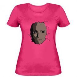 Жіноча футболка Сайтама