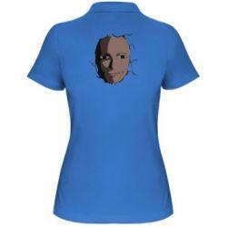 Жіноча футболка поло Сайтама