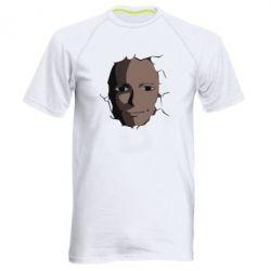 Чоловіча спортивна футболка Сайтама