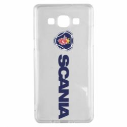 Чохол для Samsung A5 2015 Scania Logo