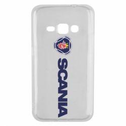 Чохол для Samsung J1 2016 Scania Logo