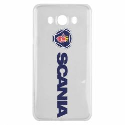 Чохол для Samsung J7 2016 Scania Logo