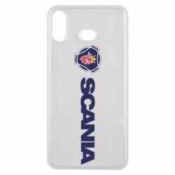 Чохол для Samsung A6s Scania Logo