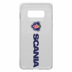 Чохол для Samsung S10e Scania Logo