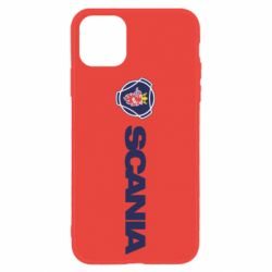 Чохол для iPhone 11 Scania Logo