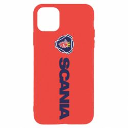 Чохол для iPhone 11 Pro Scania Logo