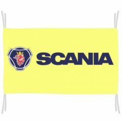 Прапор Scania Logo