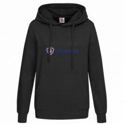 Толстовка жіноча Scania Logo
