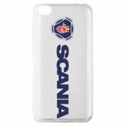 Чохол для Xiaomi Redmi Go Scania Logo