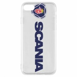 Чохол для iPhone 7 Scania Logo