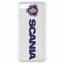 Чохол для iPhone 8 Scania Logo