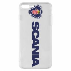 Чохол для iPhone 8 Plus Scania Logo