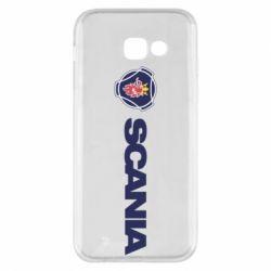 Чохол для Samsung A5 2017 Scania Logo